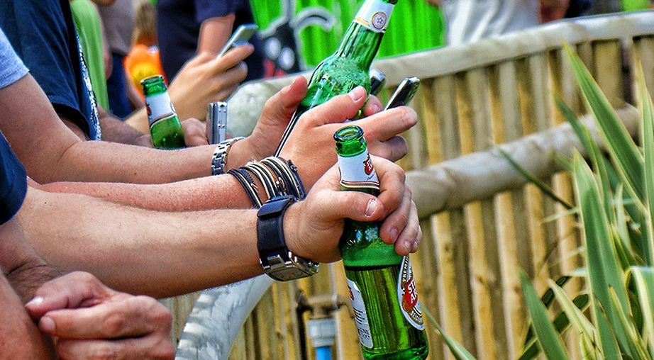 underage drinking in Virginia can result in underage drinking punishment